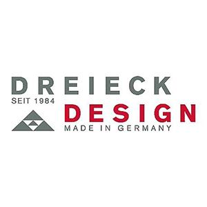 Dreieck Design Logo